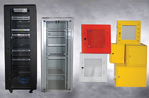 Image of Industrial & IT Cabinets